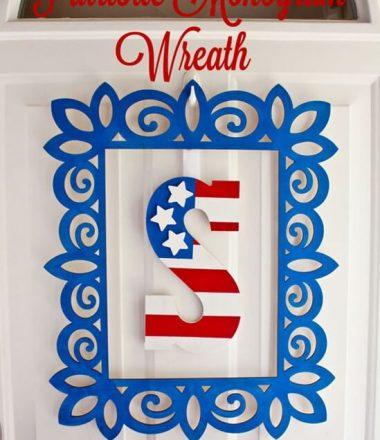 Patriotic-Monogram-Wreath