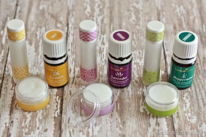 Easily Make your own Lip Balm