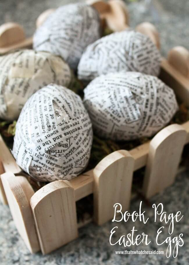 Ways to Decorate Easter Eggs at thatswhatchesaid.com