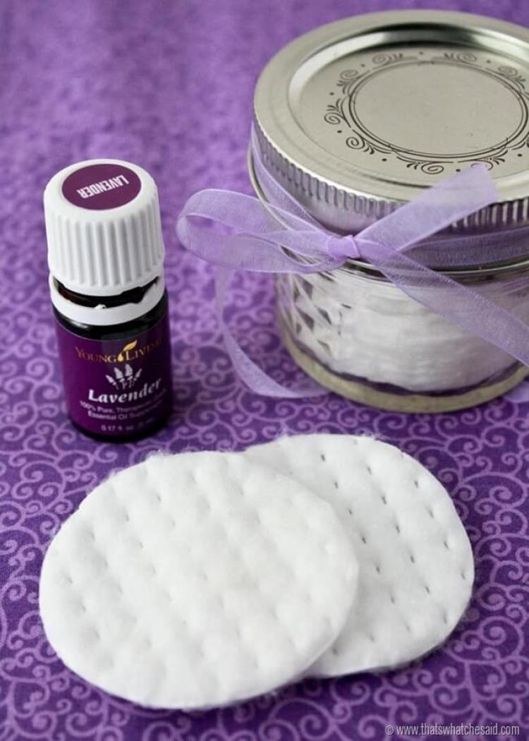 Simple Diy Eye Make Up Remover Pads Thats What Che Said