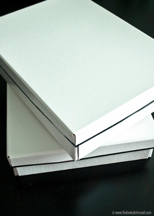 Easy Household Paper Organization