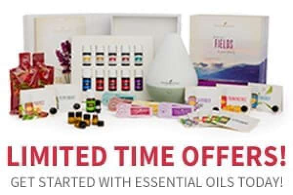 Limited time Offers on Young Living Premium Starter Kits