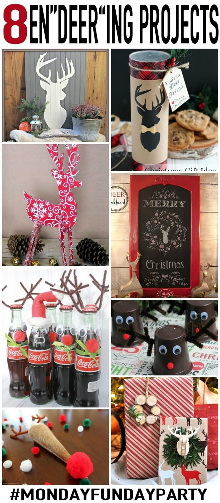 8 Deer Projects at thatswhatchesaid.com