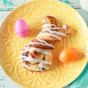 Bunny Rolls - Easy and Quick Easter Breakfast Idea