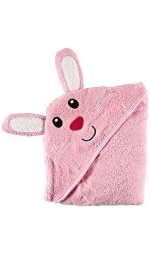 Bunny Hooded Towel - Infant Easter Basket Idea