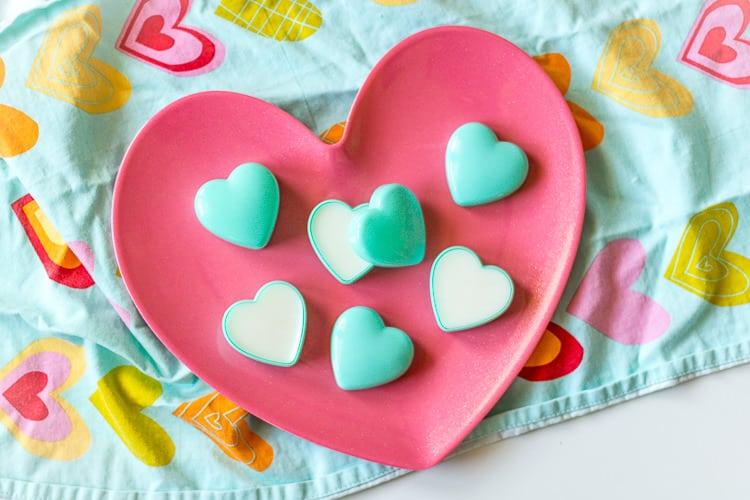 Valentine DIY Lotion Bars
