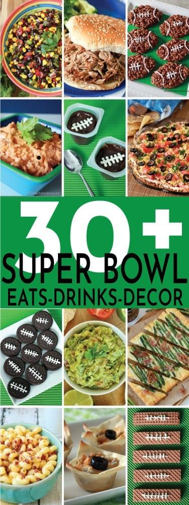 30 Easy Super Bowl Party Ideas