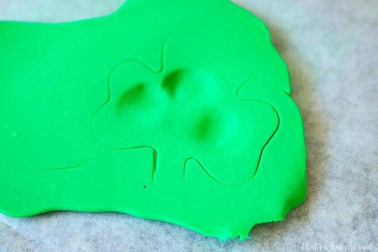 Child's fingerprint keepsake