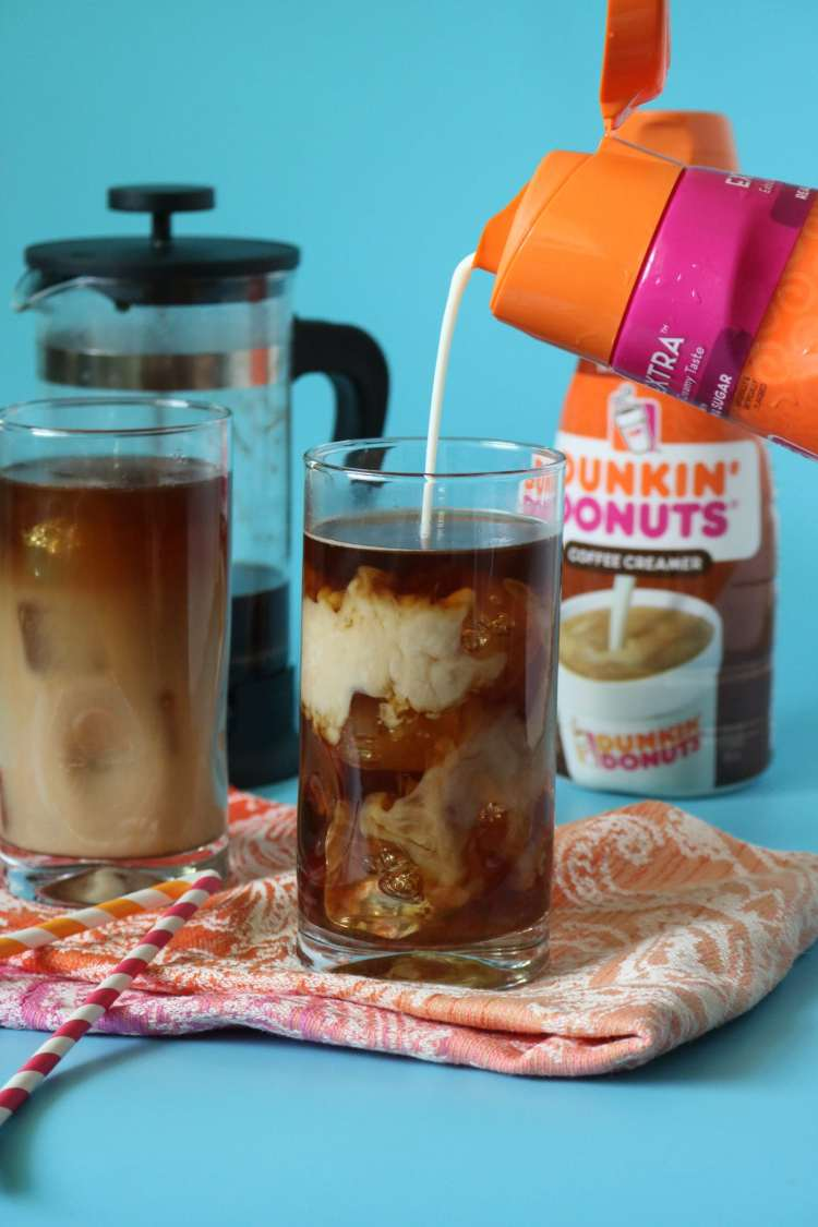 The Best Homemade Iced Coffee Recipe