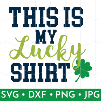 Download your free St. Patrick's Day SVG here