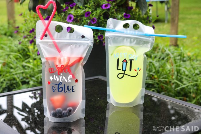 Adult Booze Pouches