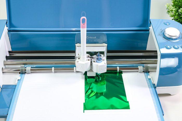 Green Foiling