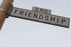 end friendship