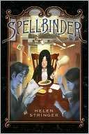Book Cover Image: Spellbinder by Helen Stringer