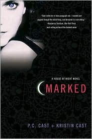 Marked Book Cover