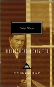 Book Cover Image: Brideshead Revisited by Evelyn Waugh