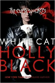 White Cat Book Cover