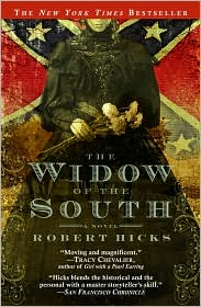 The Widow of the South by Robert Hicks Book Cover