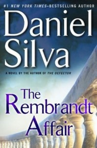 Book Cover: The Rembrandt Affair by Daniel Silva