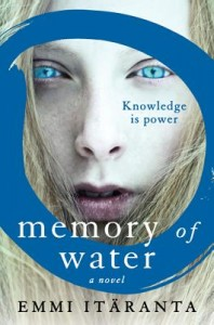 Memory of Water by Emmi Itäranta