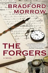 The Forgers by Bradford Morrow