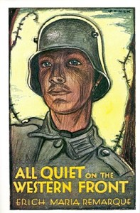 book review about all quiet on the western front by erich maria remarque Free summary and analysis of the events in erich maria remarque's all quiet on the western front that won't make you snore we promise.
