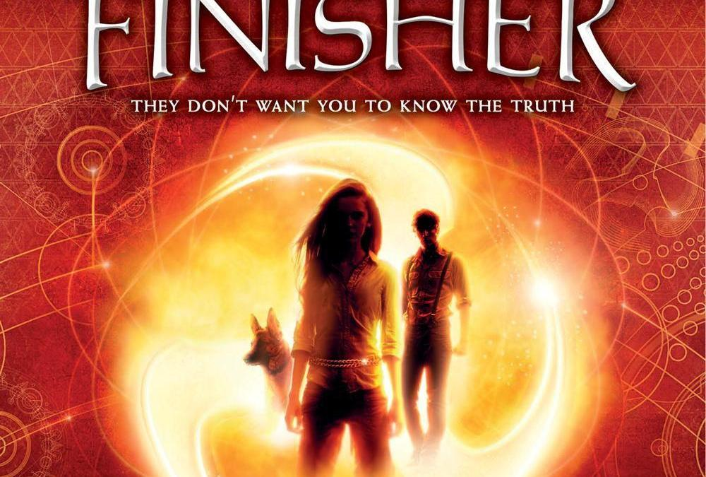 That's What The Girl Read – The Finisher by David Baldacci