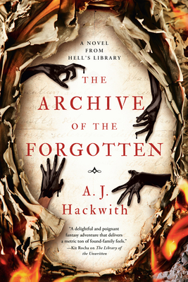 The Archive of the Forgotten is an excellent sequel