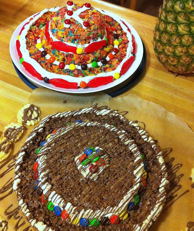 Gluten Free Crispy Cereal Cakes