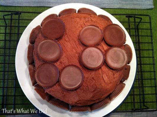 lo's birthday cake