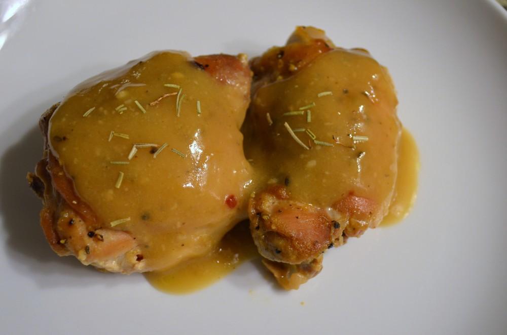 World's Pretty Good Chicken