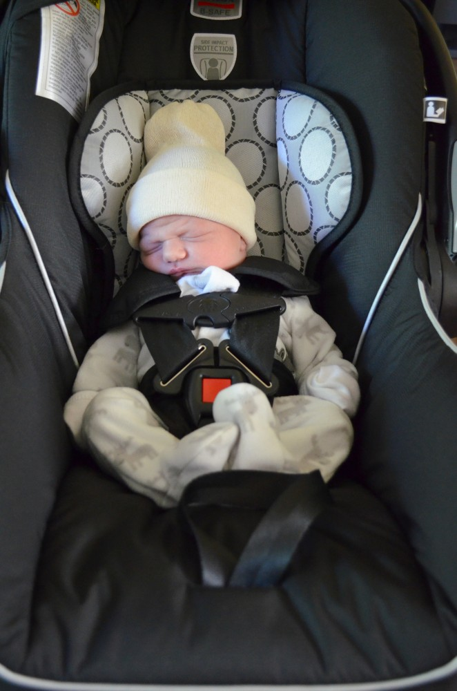 What to expect: Bringing baby home