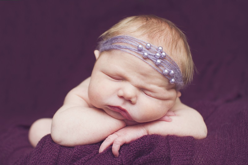 Marlowe's Newborn Photos