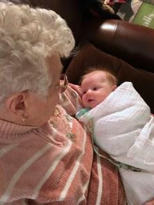 marlowe and grandma millie