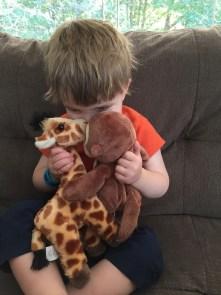 jenson stuffed animals