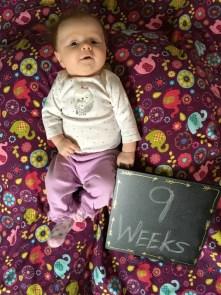 marlowe 9 weeks