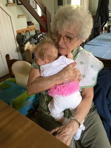 easter with grandma millie