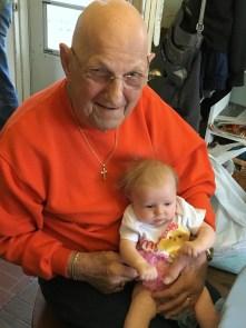 marlowe 3 months grandpa
