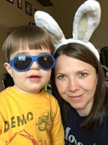 jenson and mom april