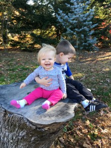 marlowe 11 months and jenson