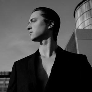 Tom Hatton in Boss Model Campaign, NY