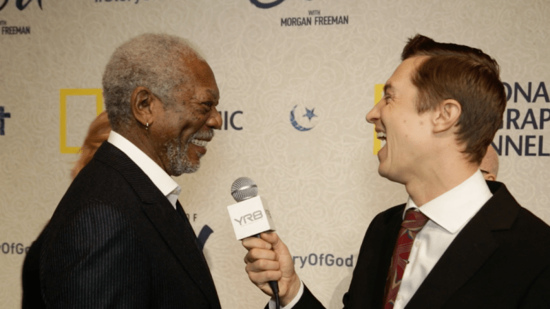 STORY OF GOD – MORGAN FREEMAN