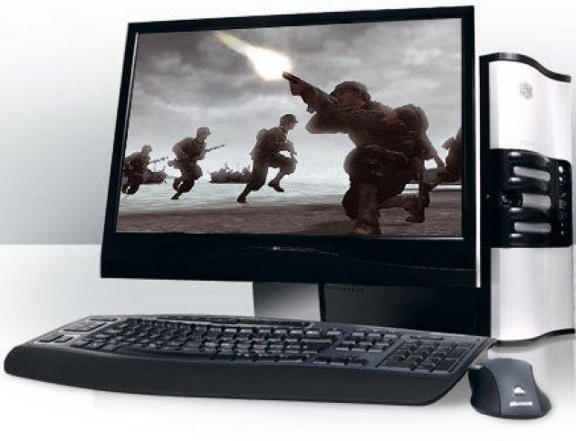 Image of PC gaming