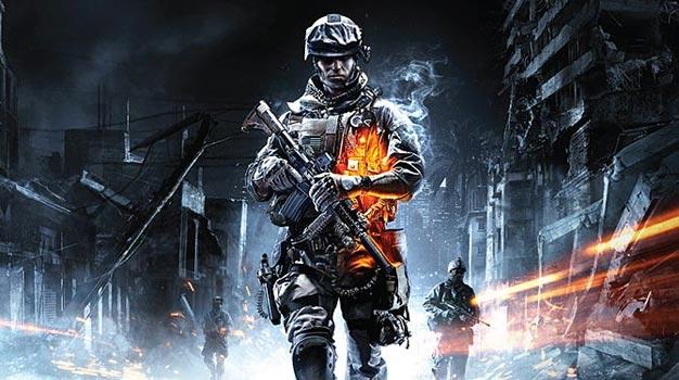 5 New Beautiful Battlefield 3 Screens