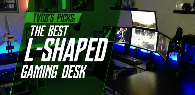 The Best L Shaped Gaming Computer Desk 6 Awesome Picks