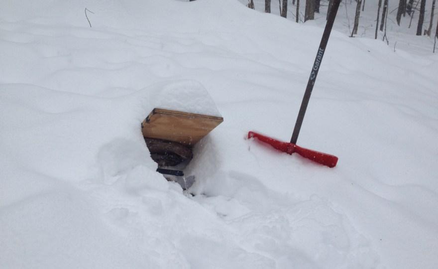 Perils of a Frozen Hose: Getting Water in Winter