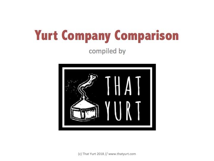 Free PDF Yurt Guide