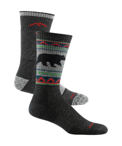 merino wool boot socks with full cushion from darn tough vermont
