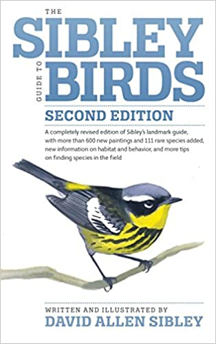 sibley guide to birds book cover