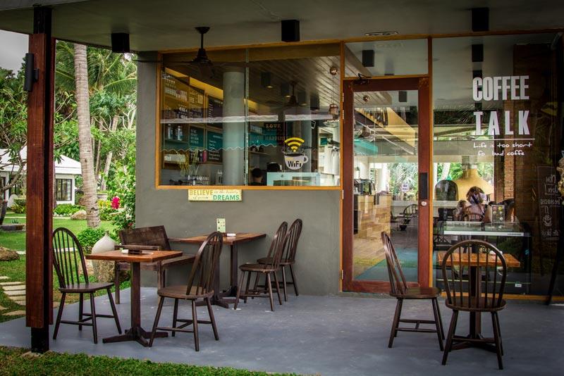Coffee Talk Phuket, Karon Cafe